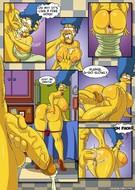 Kogeikun - Marges Erotic Fantasies - The Simpsons parody