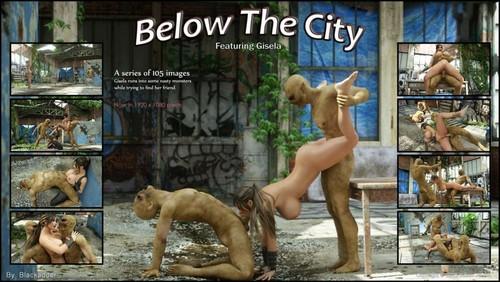 Below The City by Blackadder