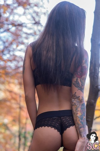 Suicidegirls.com – Nattybohh The Witching Woods [August 8, 2017]
