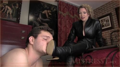 [MistressT] Mind Fucked Into Loving Boots (2017/768.47 MB/720p)