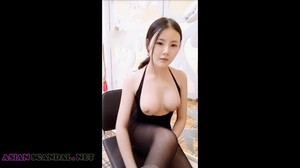 Beautiful Innocent Asian Strip Nice Boobs