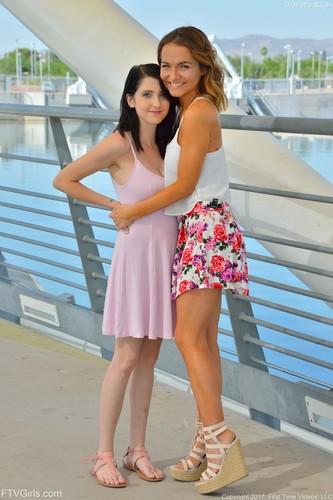 FTVGirls.com – Lexi and Charlotte 19 Year Old Pair [September 20, 2017]