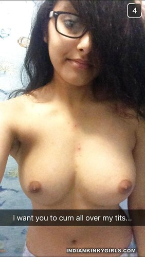 Too Cute Indian Teen Nude Snapchat Photos Leaked  Indian -2885