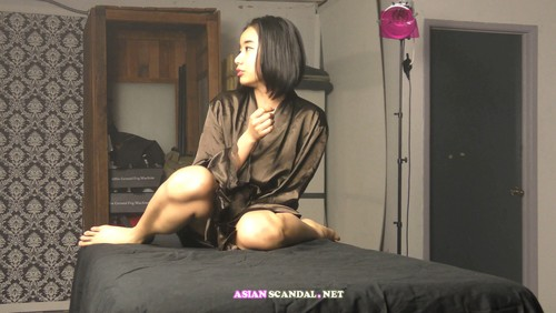 Singaporean Model Nude Video Leaked OMGRose 2