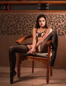 Selena Gomez topless photo shoot for Treats! magazine HQ