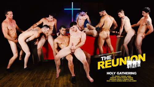 The Reunion Holy Gathering Cover Front