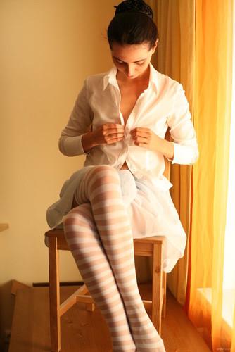 EroticBeauty.com – Alisa B Stockings [October 15, 2017]