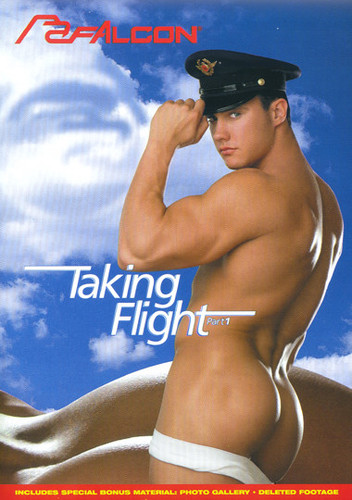 Taking Flight 1 Cover Front