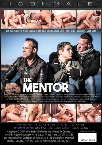 The Mentor Cover Front