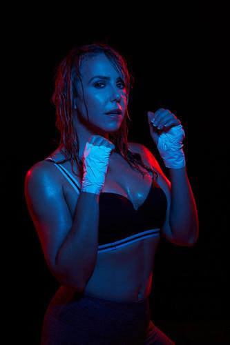 HollyRandall.com – Holly Randall Boxing Bitch [October 7, 2017]