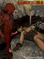 3DFiends Monster Chronicles ch 8