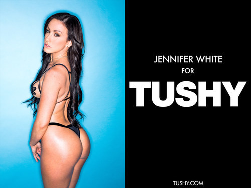 Tushy.com – Jennifer White Anal Therapy [October 28, 2017]