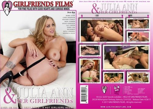 Julia Ann And Her Girlfriends