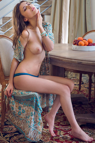 MetArtX.com – Mila Azul Forbidden Fruit 1 [November 1, 2017]