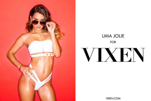 Vixen.com – Uma Jolie Ill Do Anything To Be Famous [October 31, 2017]