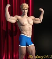 Amazeroth The Bodybuilder