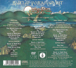 Barclay James Harvest - Octoberon (Deluxe edition) [1976] (2