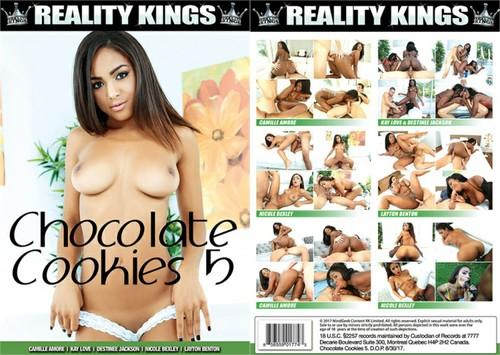 Chocolate Cookies 5