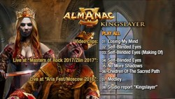 Almanac - Kingslayer (2017) [DVD5]