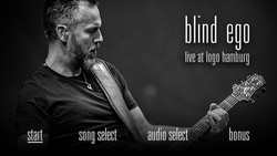 Blind Ego - Liquid Live (2017) [DVD9]