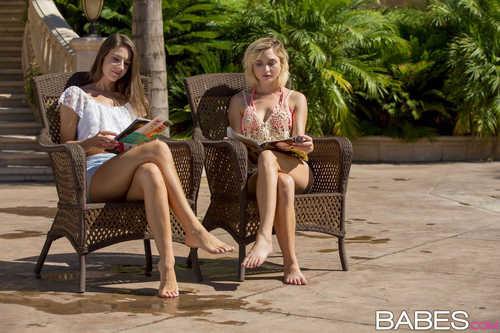 Babes.com – Eliza Jane and Tara Ashley Slip And Slide [November 27, 2017]
