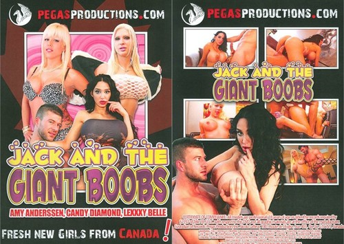 Jack And The Giant Boobs