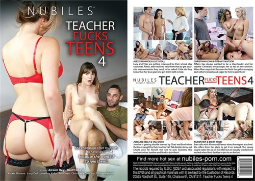 Teacher Fucks Teens 4