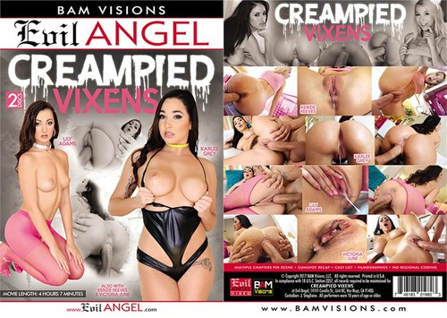 Creampied Vixens DiSC1