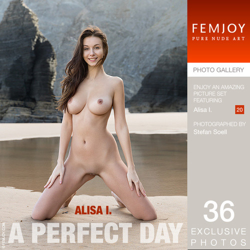 FemJoy.com – Alisa I A Perfect Day [December 26, 2017]
