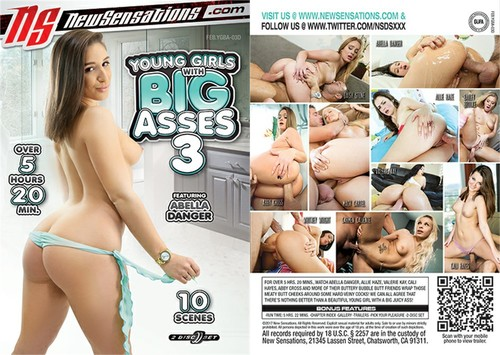 Young Girls With Big Asses 3 DiSC1