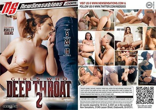 Girls Who Deep Throat 2 DiSC2