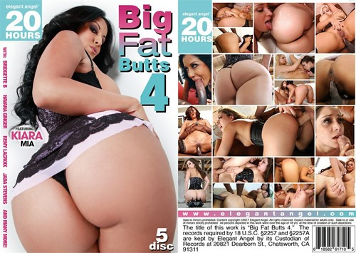 Big Fat Butts 4 DiSC5