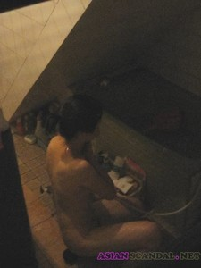 Korean Bathroom Naked Bodies Exposure