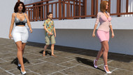 Milfarion Milfs Resort Game screenshots