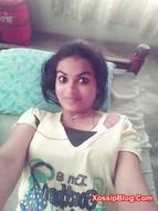 Indian Girlfriend Selfie Nude
