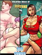 ZZZ Comics Sizeable Double Feature 2
