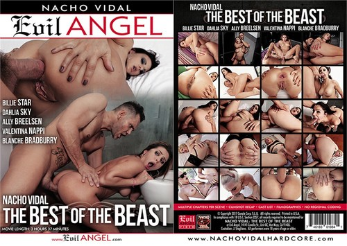 Nacho Vidal The Best Of The Beast