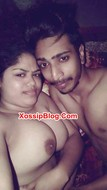 Newly Married Desi Couple Selfie Nude