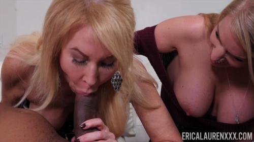 [PornstarPlatinum] Erica Lauren And Rachael Cavalli Step-Daughter Cock Sucker (2018/1.32 GB/1080p)