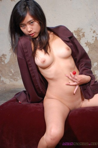 Pretty Asian Model Nude Photos