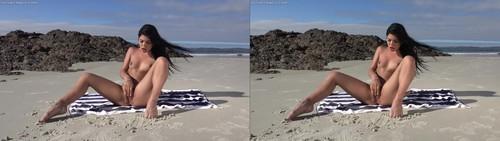 InTheCrack E1372 Gina Valentina What A Fuckin Beach 3D