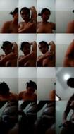 Mallu aunty bathing nude underarms shaving