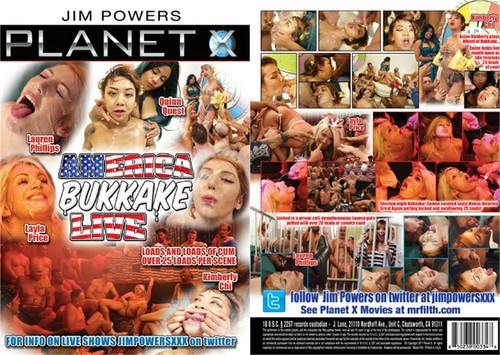 American Bukkake Live 2