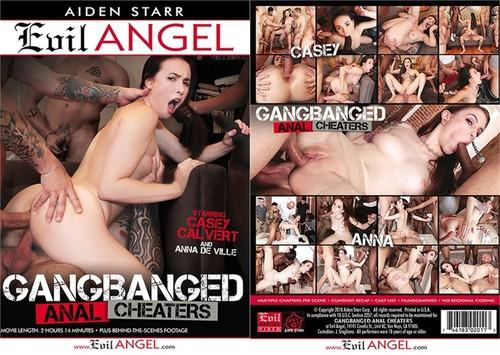 Gangbanged Anal Cheaters