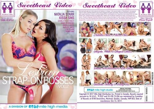 Lesbian Strap On Bosses 2
