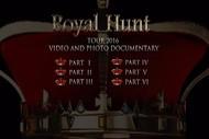 Royal Hunt - Cast in Stone (2018) [DVD5]