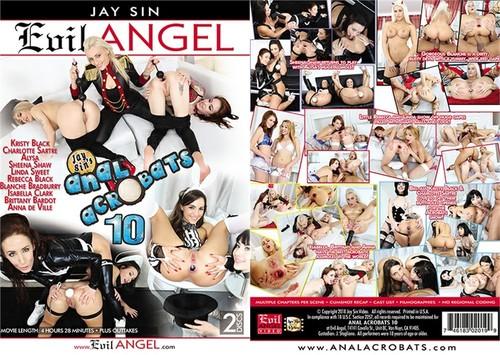 Anal Acrobats 10 DiSC2