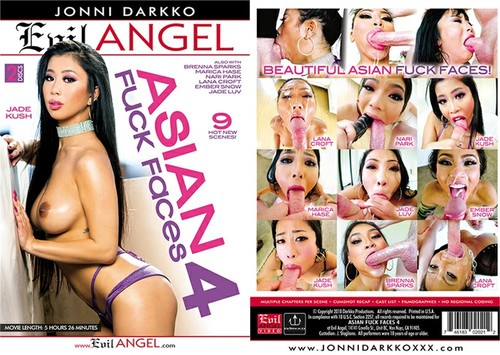 Asian Fuck Faces 4 DiSC2
