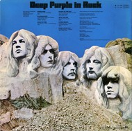 Deep Purple - Deep Purple In Rock (1970) [1983]