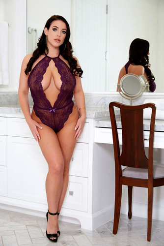 HollyRandall.com – Angela White Magic Mirror [March 6, 2018]